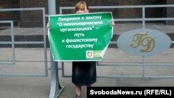 """""""Яблоко"""" против ужесточения закона об НКО"""
