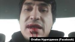 Блогер Отабек Нуритдинов