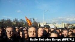 """Опозицијата одржа """"Марш на вистината""""."""