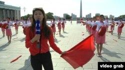Birinci kanalda Şimali Koreya haqda süjet
