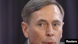 U.S. Army General David Petraeus