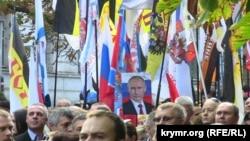 Мітинг у Севастополі, архівне фото