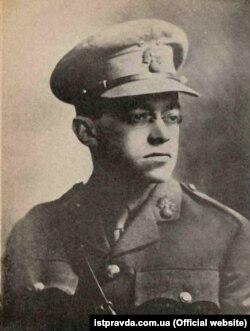 Володимир Жаботинський (1880–1940) – єврейський політичний і військовий діяч, письменник і публіцист, уродженець Одеси