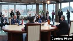 Sastanak šefova država iz regije u Budvi, 5. decembar 2012.