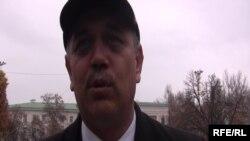 Tajik - Akbar Sattor - New year videoblog