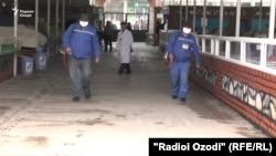 Дезинфекция в Душанбе