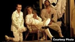 """Театарска претстава """"Свадбата на Фигаро""""."""