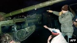 Вільнюс, 13 січня 1991 року