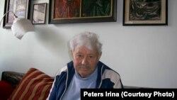 Донатас Баніоніс у старшому віці, архівне фото