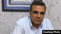 Reza Khandan, Sotoudeh's husband