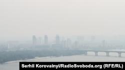 У службі також уточинили, що станом на 15:00 радіаційний фон у Києві й Київській області був у межах норми (фото архівне)