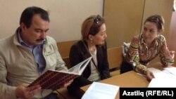 Нурулла Гариф (с) адвокатлары белән