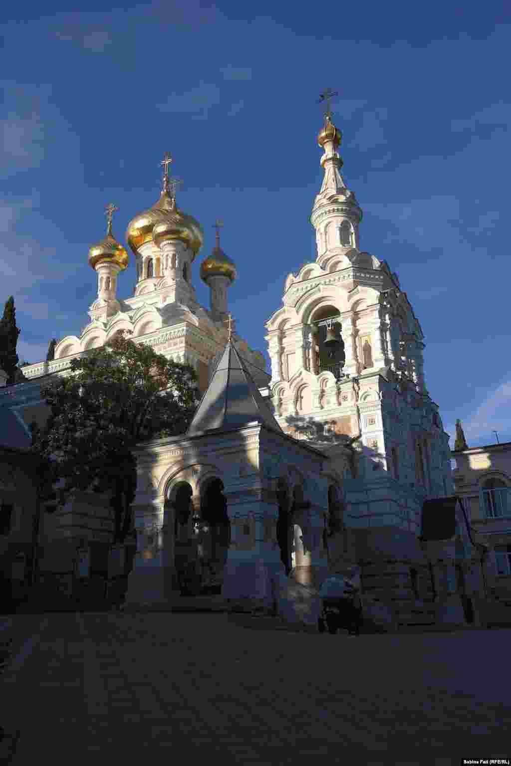 Собор Александра Невского в Ялте – главный православный собор города