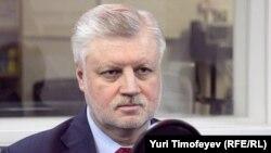 Экс-спикер Совета Федерации Сергей Миронов