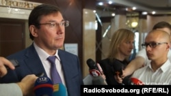 Юрий Луценко. 22 мая 2017 года.