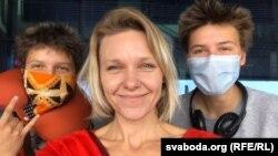 Марта, Вікторыя і Яна Шчарбаковы