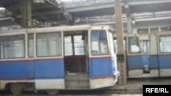 Bakıda 1889-cu ildən işləyən tramvay nəqliyyatına 2004-də son qoyulub