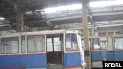 Bakı Tramvay Parkı, 12 fevral 2006