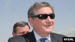 U.S. special envoy to Pakistan and Afghanistan Richard Holbrooke