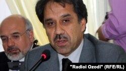 آرشیف/ احمد ولی مسعود نامزد انتخابات ریاست جمهوری