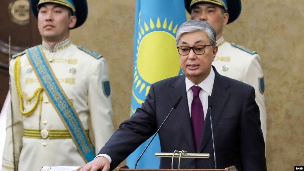 Столица Казахстана отныне официально называется Нур-Султаном