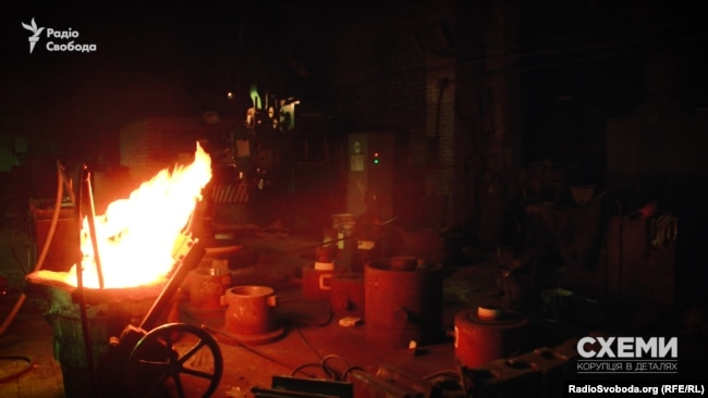 Цех з виплавки кольорових металів харківського заводу «Турбоатом»