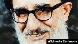 Аятолла Махмуд Талегани, имам пятничной молитвы в Тегеране в послереволюционные годы.