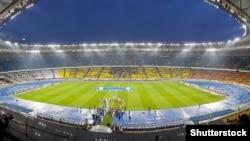 "Киев, стадион ""Олимпийский"""