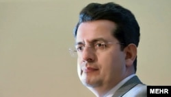 Abbas Mousavi, Iran's foreign ministry spokesman. File photo