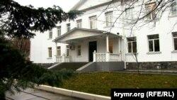 Здание Крымского университета культуры, искусств и туризма