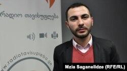 Руководитель НПО «Справедливые выборы» Михаил Бенидзе
