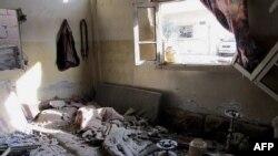 Siriýanyň hökümet goşunlary prezident Başar al-Assadyň režimine garşy çykyş edýän oppozisiýanyň daýanç nokatlaryna hüjüm edip gelýärler.