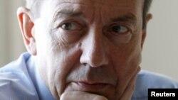 Претседателот на меѓународниот комитет на Црвениот Крст Питер Маурер