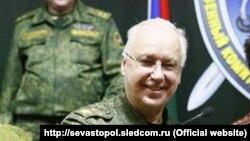 Глава Следкома России Александр Бастрыкин