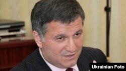Колишній керівник Харківської області Арсен Аваков, архівне фото