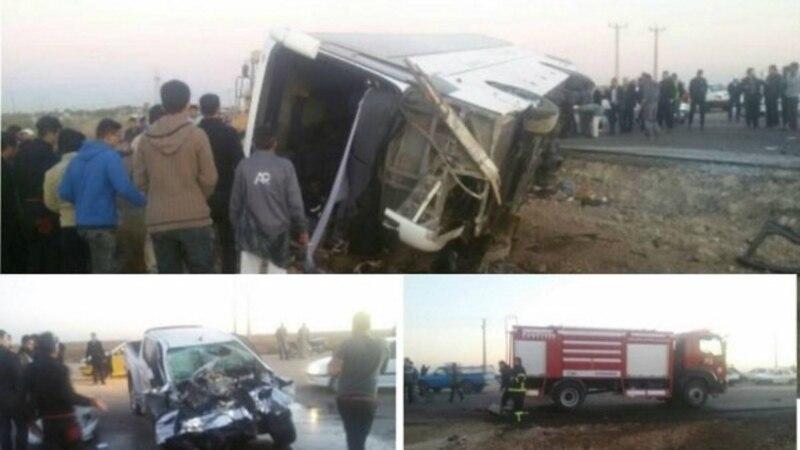 اردوی دانشآموزی «راهیان نور» بار دیگر حادثه آفرید و دستکم هشت کشته داد