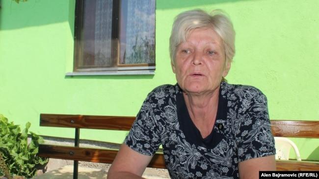 Bakira Hasečić prenosi svjedočanstva žrtava