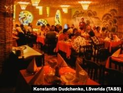 Ресторан «Червона рута» в Києві, 22 липня 1980 рік