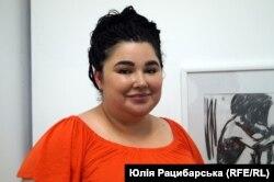Ольга Ємельянова, виставка «Десмургія». Дніпро, 6 червня 2019 року