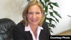 Johanna Deimel nga Asosacioni për Evropën Juglindore.