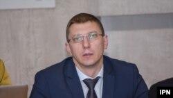 Viorel Morari, șeful suspendat al Procuraturii Anticorupție