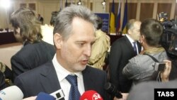 Бизнесмен Дмитрий Фирташ часто оказывается в центре внимания прессы