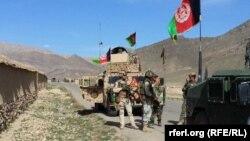 افغان ځواکونه (ارشيف)