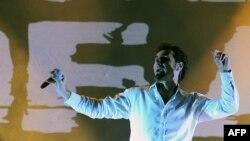 Солист рок-группы System of a Down Серж Танкян