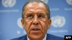 Ministri i Jashtëm rus, Sergei Lavrov.