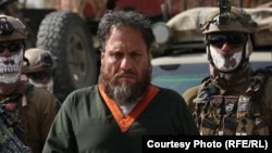 Aslam Farooqi (aka Abdullah Orakzai) has been a leader of the Islamic State affiliate in Afghanistan since July 2019. (file photo)