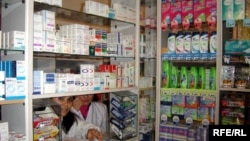 Drugs for cancer, heart problems, and several other ailments are now in short supply in Iran. (file photo)