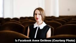 Анна Олійник, аналітик Центру дослідження визвольного руху