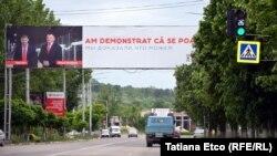 Bălți în campanie electorală
