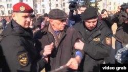 Բելառուս - Մինսկում ձերբակալում են ակտիվիստներին, 25-ը մարտի, 2018թ․